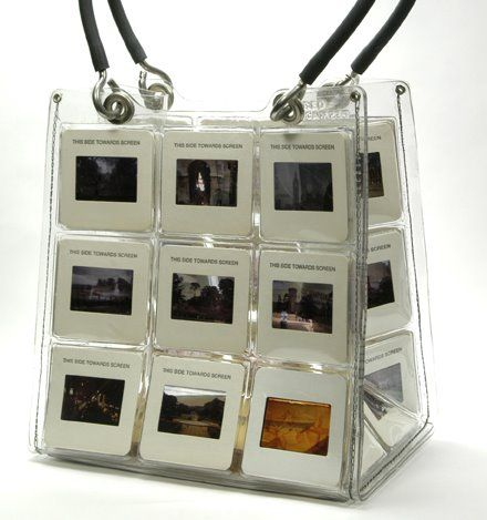 Dishfunctional Designs: Upcycled: Neat Projects Made With Old Photo Slides