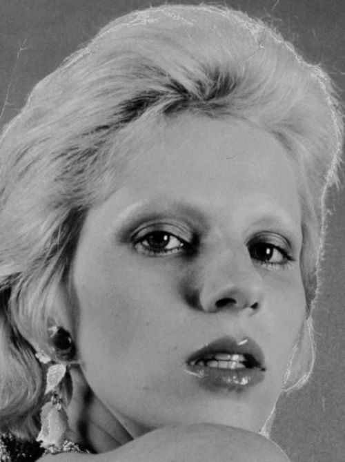 Super Seventies — glamidols: Angie Bowie – 1973