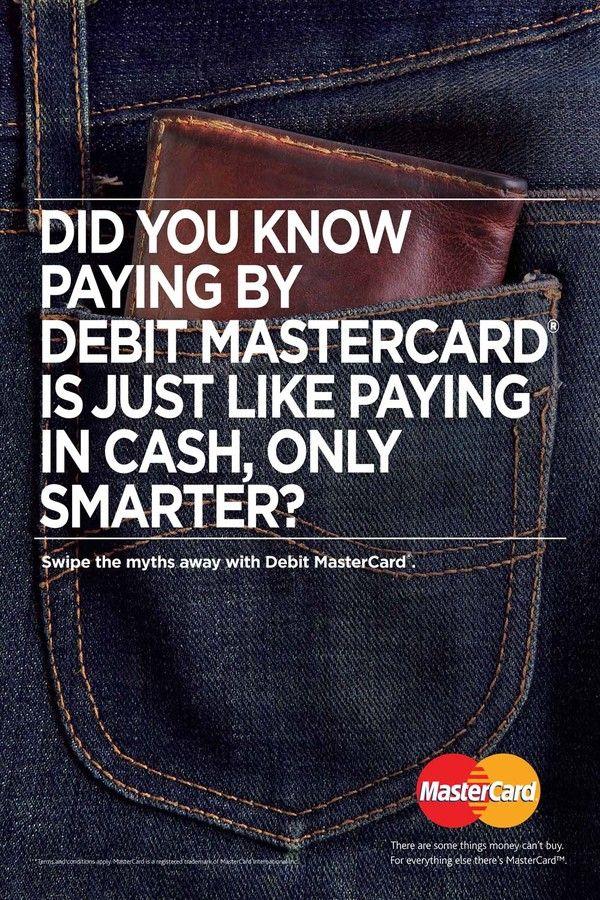 "MasterCard - ""swipe away the myths"" campaign by Benoit Pinon, via Behance"