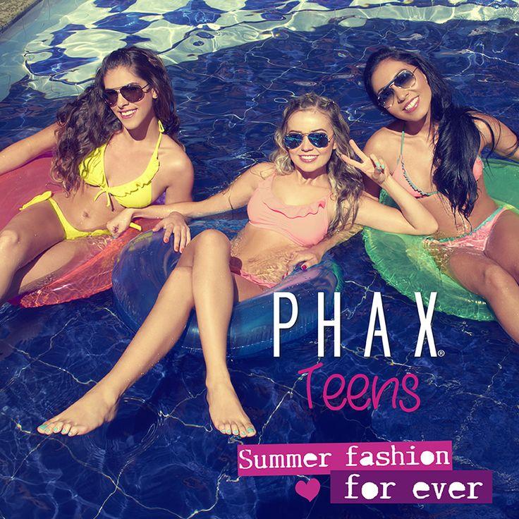 Espera muy pronto nuestra colección PHAX Teens....diseñada especialmente para ellas...!