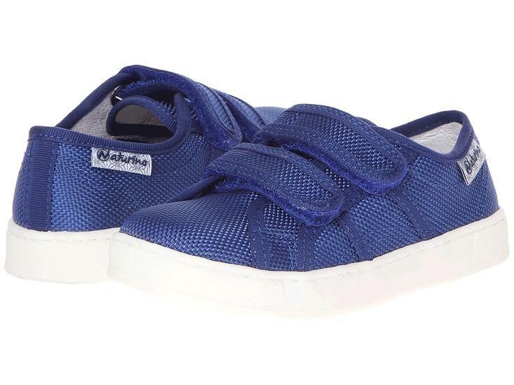 Naturino Royal Blue Velcro Sneaker