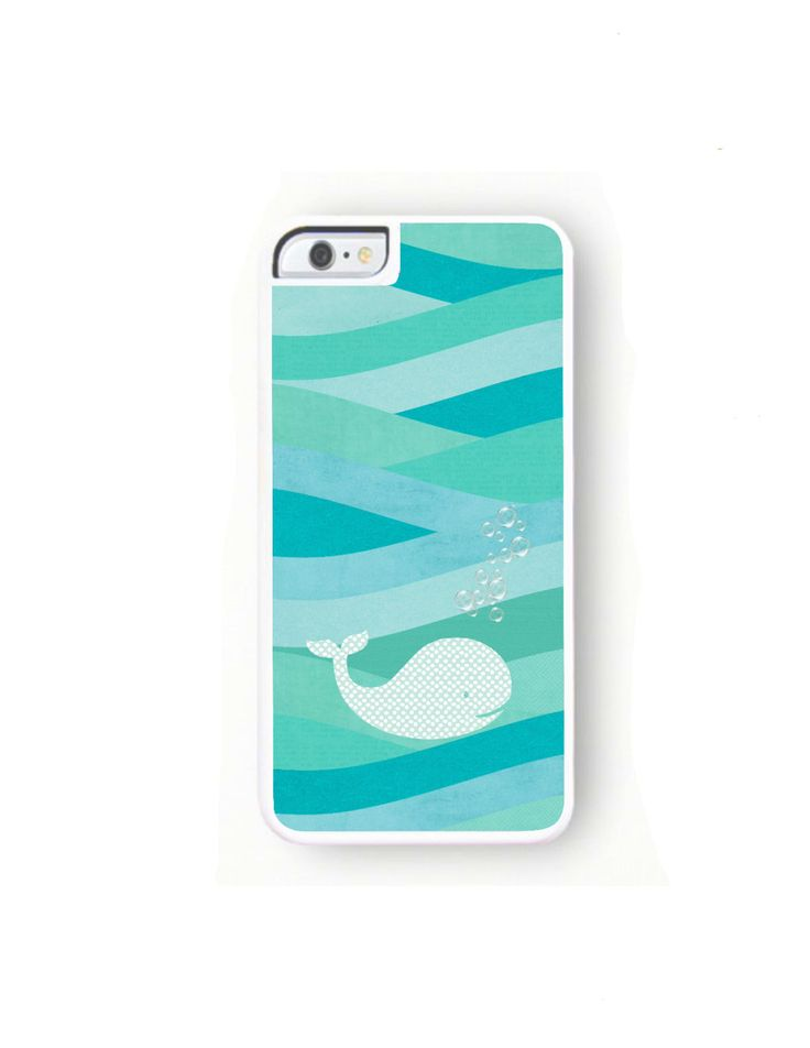 Whale Phone Case, Tough Phone Case, Ocean Phone Case, Personalized Phone Case, IPhone Case, Phone Case, IPhone Case, Nautical Phone Case by RyElleCreations on Etsy https://www.etsy.com/listing/275564682/whale-phone-case-tough-phone-case-ocean