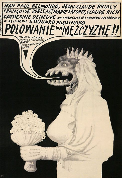 Movie Poster of the Week: The Art of Franciszek Starowieyski on Notebook | MUBI