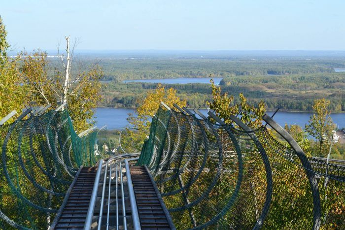 The Mountain Coaster In Minnesota That Will Take You On A Ride Of A Lifetime