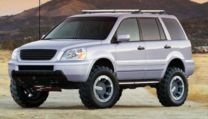Lifted 4Runner For Sale >> Honda Pilot | Cars | Honda pilot, Honda, Pilot