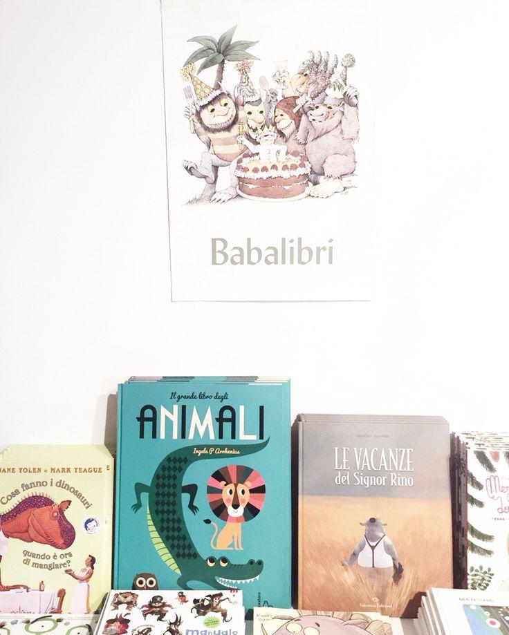 #bookpride2016 #babalibri