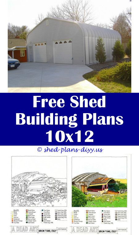 9 Creative And Inexpensive Tricks Shed Pictures Plans tuff shed