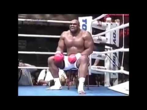 Ray sefo vs bob sapp - YouTube