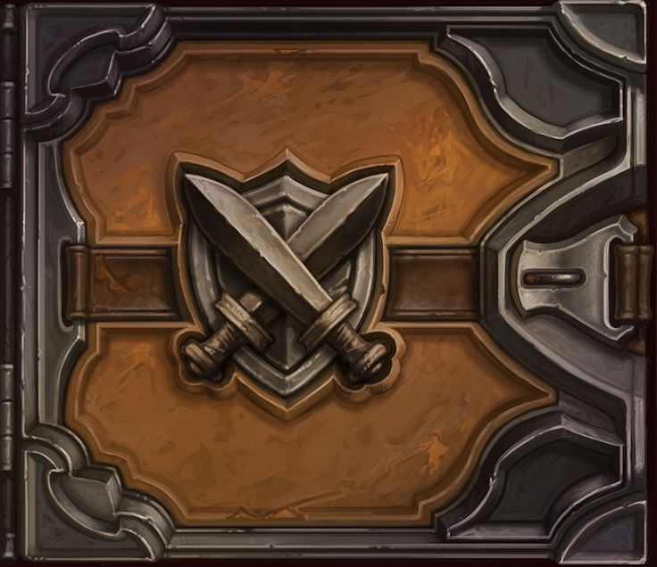 Collection Manager Cover - Characters & Art - Hearthstone: Heroes of Warcraft