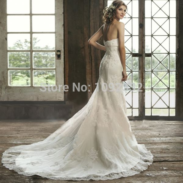 S 2016 new women stock, plus the wedding dress wedding dress size luxury diamond lace fishtail being thin sexy sexy tailing 1616