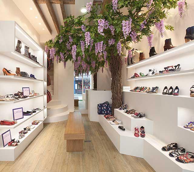 M s de 25 ideas incre bles sobre ropa interior flores en - Decoracion zapateria infantil ...
