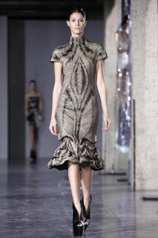 Iris Van Herpen: Live panel discussion - Iris van Herpen @ Paris Womenswear A/W 2014 - SHOWstudio - The Home of Fashion Film