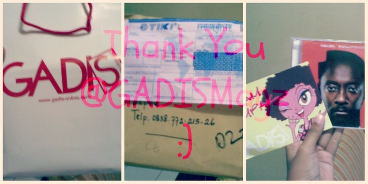 Will.I.M for @GADIS Thank You ({{{}}})