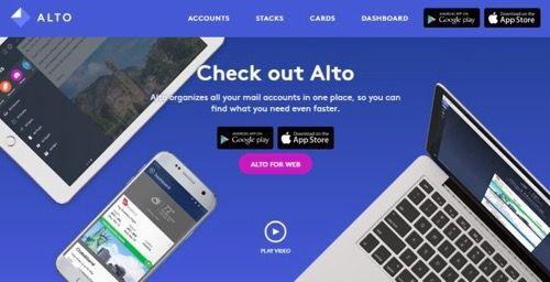 AOL presenta la nueva versión de Alto su innovador cliente de correo electrónico   AOL Altoes un cliente de correo electrónico que permite a los usuarios gestionar y organizar todas sus cuentas de correo electrónico que disponga en diferentes proveedores desde un mismo lugar de forma fácil y práctica.  Desde sus inicios se encuentradisponible como aplicación webaunquedesde hace casi un añose ha ido lanzado las versiones móviles para Android e iOS. Ahora AOL lanza la versión 2.0 de la…