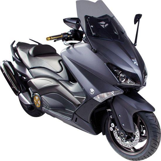 Le Yamaha T-Max ne pouvait échapper au traitement spécial de Barracuda
