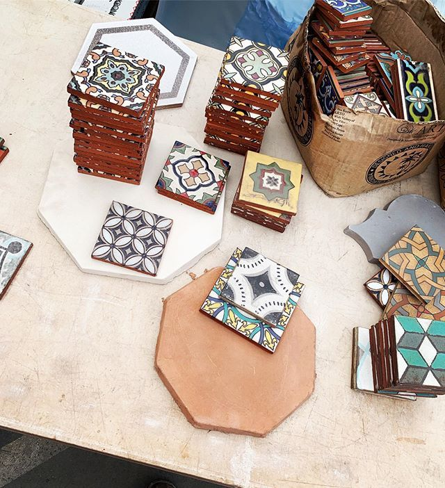 Every Saturday In September Sept 7th Sept 14th Sept 21st Sept 28th 8 00am To 1 30pm Meet Armen Shop Arto Is H Garage Sale Finds Ceramic Tiles Sale