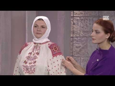 История русского костюма. Покосная рубаха. - YouTube