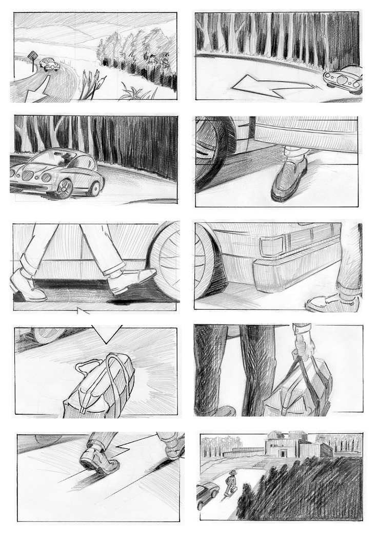 High Quality Best Storyboards Images On Storyboard Animation