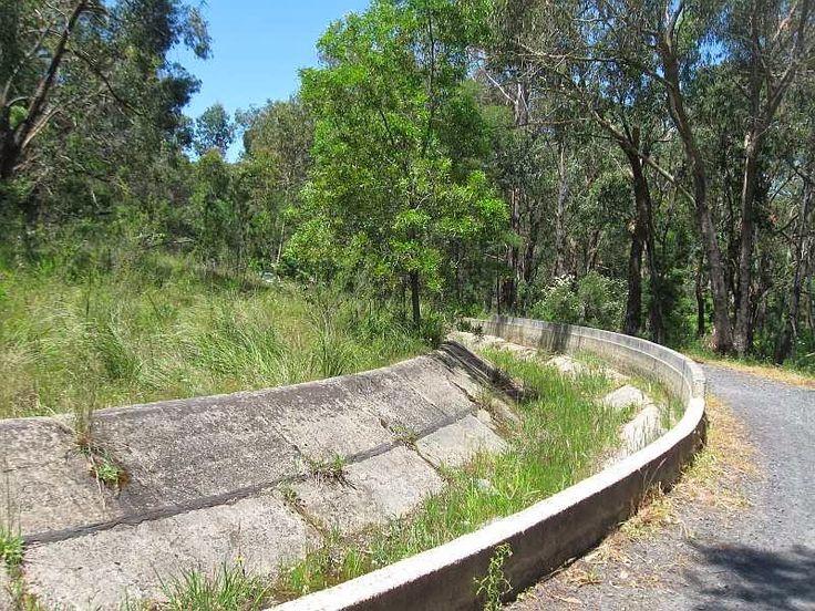 TRACKS, TRAILS AND COASTS NEAR MELBOURNE: Cardinina Aqueduct Trail