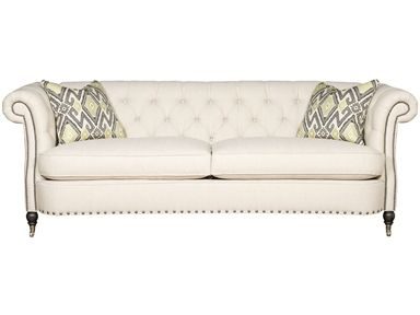 Brit Sofa At Vanguard Furniture In Conover, NC