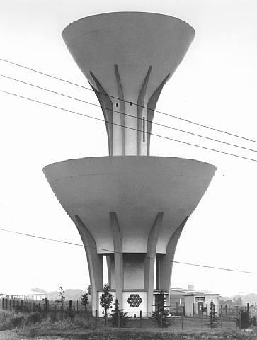Water Tower, ARRAS, PAS-DE-CALAIS 1979