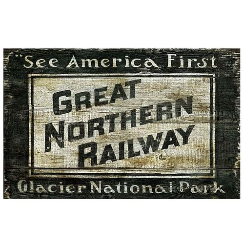 Template Idea For Personalized Train Station Sign