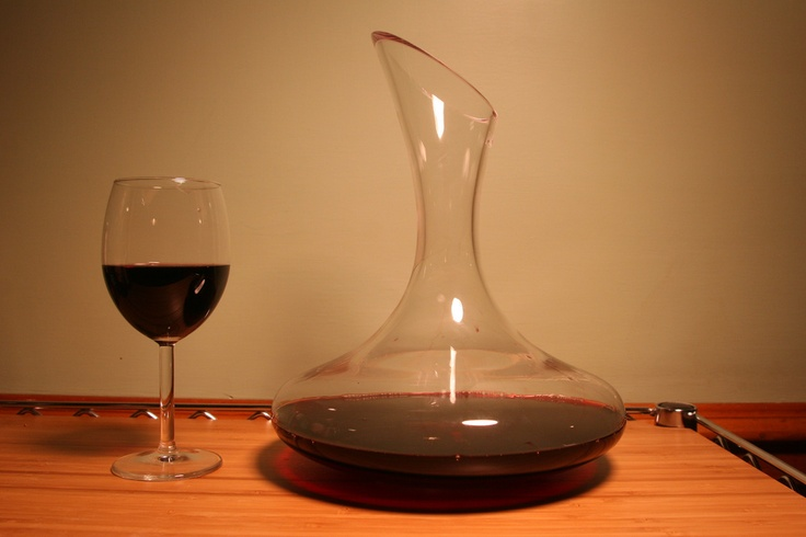 wikiHow to Use a Wine Decanter -- via wikiHow.com