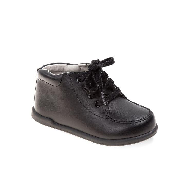 Smart Step Baby / Toddler Walking Shoes, Kids Unisex, Size: 3.5 T, Black