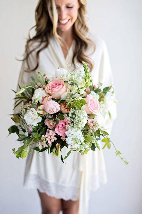 Ramo de rosas para la Novia