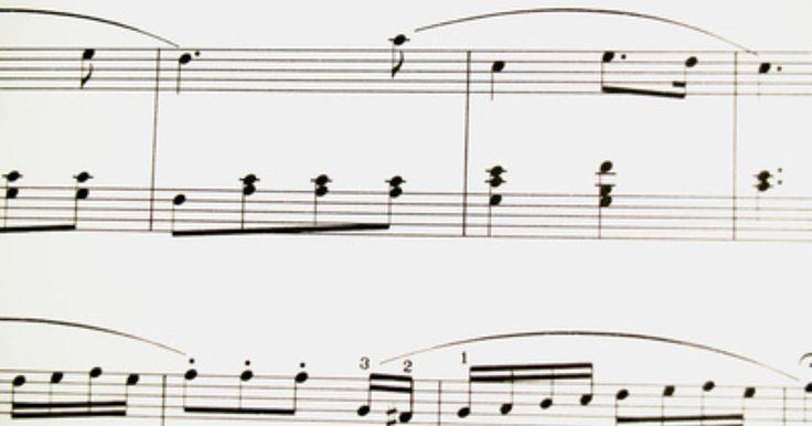 Cómo convertir música vocal a partituras