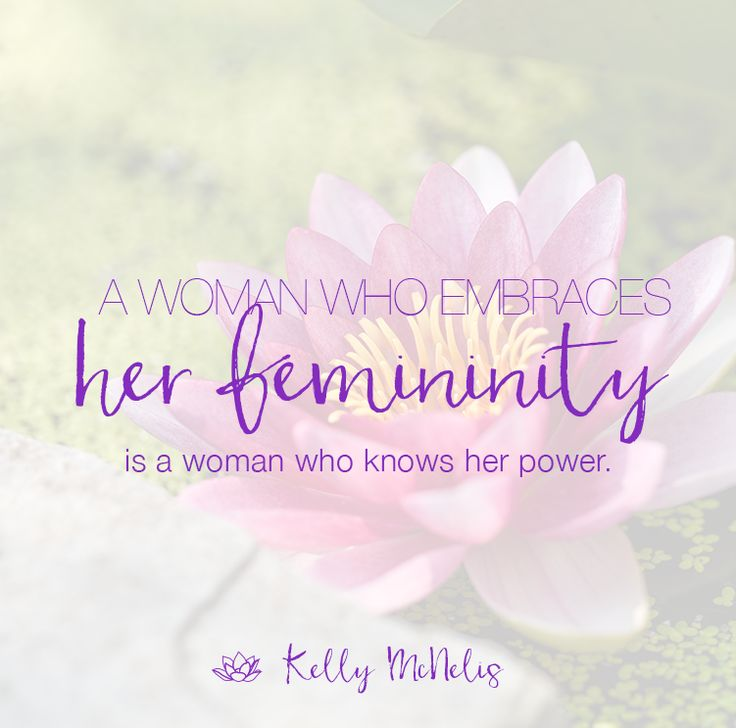 Femininity quotes - Google Search