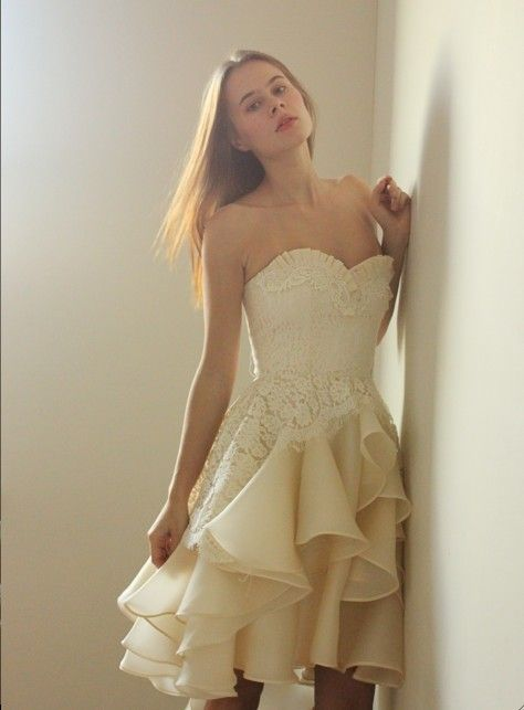 Mariages Rétro: Robe de mariée : Marlowe, par Leanne Marshall