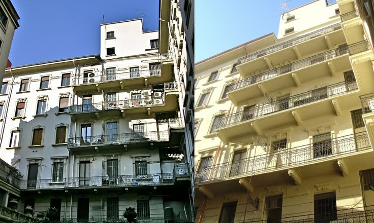 Historical Building in Milan. Italy. Project by Fabio Carria Architect  2011
