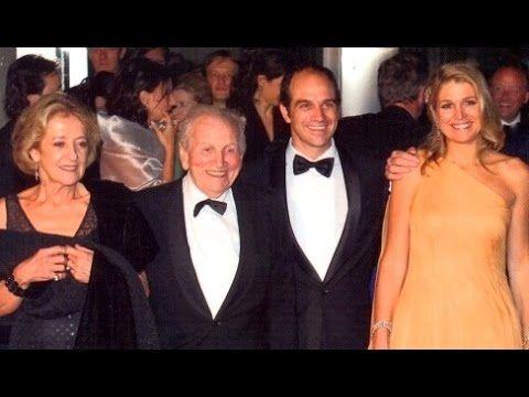 Jorge Zorreguieta bij feest Maxima 40 jaar