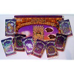 Marks & Spencer Harry Potter Original Set of 8 Chocolate Frogs Cards Imported From England