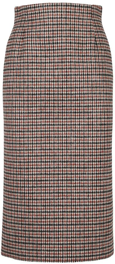 N°21 N 21 Cage Pencil Skirt