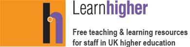 LEARNHIGHER B*R*I*L*L*I*A*N*T Learnhigher | Free teaching & learning resources for UK higher education