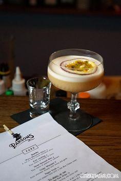 Parsons Bar - Pornstar Cocktail