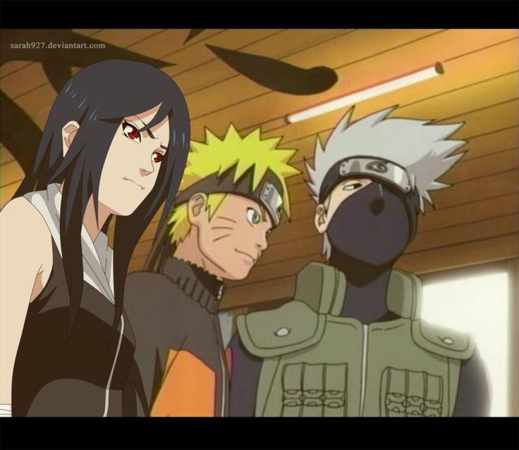 Sasuke Wakes Up By Uendy On Deviantart: Jun Uchiha And Naruto Going Fight Sushi Uchiha