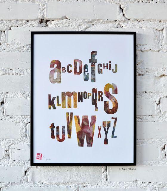 Atelier Adam Poltorak: Alphabet