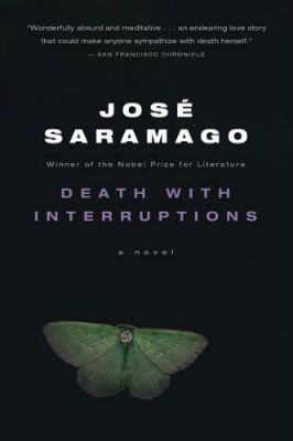 Death with Interruptions by Jose Saramago (reviewed on Erin Reads)