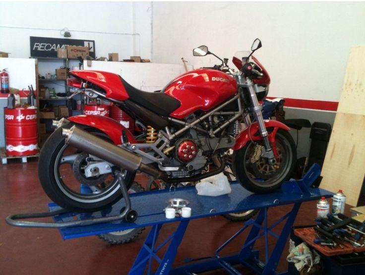 #ducati #moto #talleres #taller #campello Talleres mecanica multimarcas taller mecanico ducati alicante