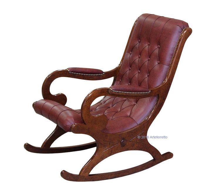 ber ideen zu schaukelstuhl holz auf pinterest. Black Bedroom Furniture Sets. Home Design Ideas