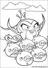11 Angry Birds Stella Printable Coloring Pages For Kids Find On Book Thousands Of
