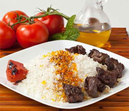 Chenjeh Rice Traditional Dishes - Traditional Persian Dishes to Take Out, Catering