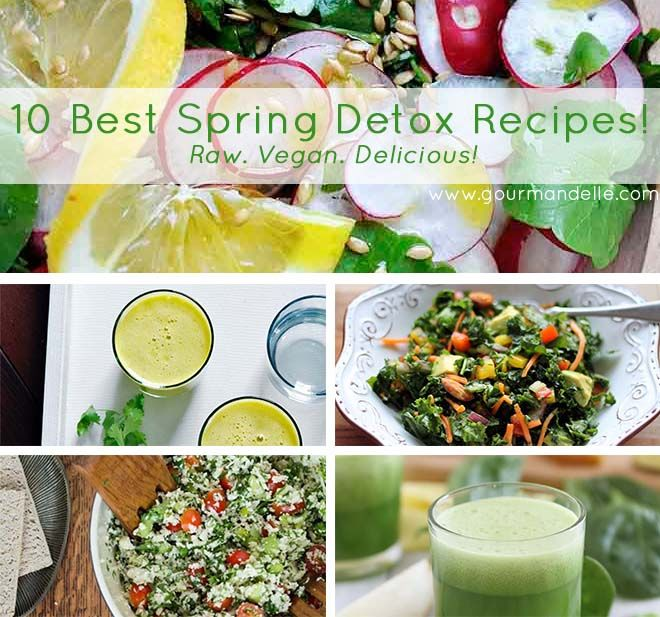 10 Best Detox Recipes