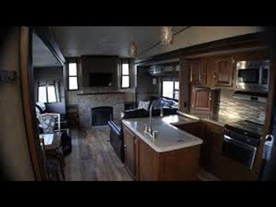 Forest River Heritage Glen 5th wheels, 6 Berth, (2016)  Touring Caravans for sale