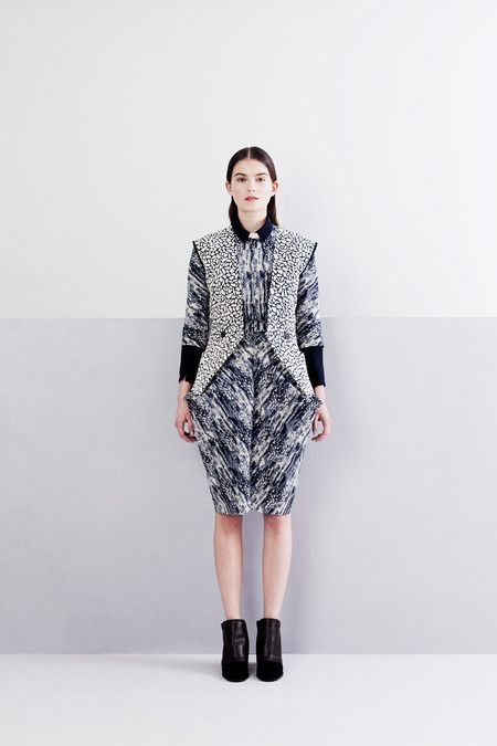 Zero + Maria Cornejo | Pre-Fall 2014 Collection | Style.com