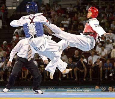 Chu Mu Yen Athens Olympics Taekwondo.  #cHAMSARANG  LeeDaHae: Kuroom my Darth Maul. RockLee: Wakata(Kim JoonKUK)