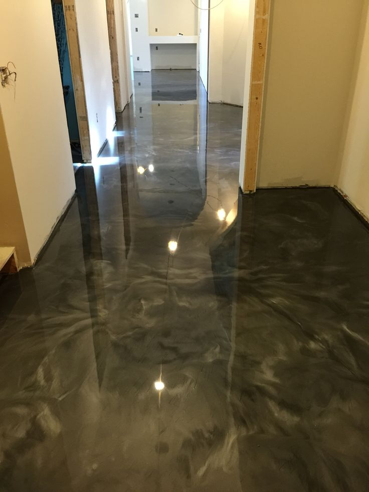 187 best interior decorative concrete and metallic epoxy - Interior concrete floor resurfacing ...